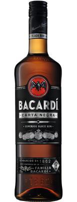 Ром «Bacardi Carta Negra, 0.7 л»