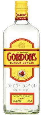 Джин «Gordon's London Dry, 1 л»