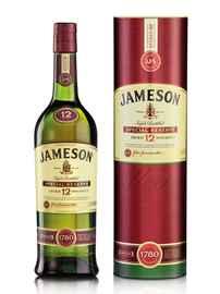 Виски ирландский «Jameson Special Reserve» в подарочной упаковке