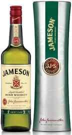 Виски ирландский «Jameson» в подарочной упаковке