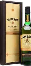 Виски ирландский «Jameson Gold Reserve» в подарочной упаковке