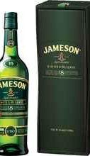 Виски ирландский «Jameson Limited Reserve 18 Years Old» в подарочной упаковке
