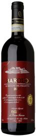 Вино красное сухое «Barolo Le Rocche del Falletto Riserva» 2001 г.