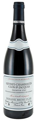 Вино красное сухое «Gevrey-Chambertin Premier Cru Clos-St.-Jacques» 2011 г.