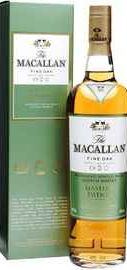 Виски шотландский «Macallan Masters Edition» в подарочной упаковке