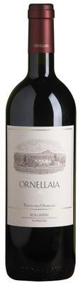 Вино красное сухое «Ornellaia» 2011 г.