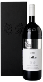 Вино красное сухое «Castello di Ama Haiku» 2011 г., в подарочной упаковке