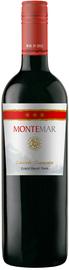 Вино красное сухое «Montemar Cabernet-Carmener» 2013 г.
