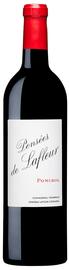 Вино красное сухое «Pensees de Lafleur» 2011 г.