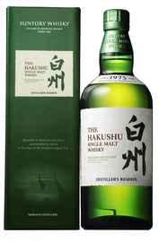 Виски японский «Suntory Hakushu» в подарочной упаковке