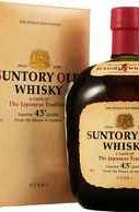Виски японский «Suntory Old» в подарочной коробке