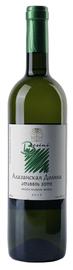 Вино белое полусладкое «Alazani Valley» 2015 г.