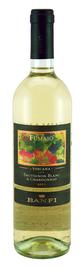 Вино белое сухое «Fumaio» 2015 г.