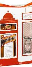 Ликер «Cointreau» с бокалом Дита