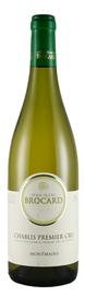 Вино белое сухое «Jean-Marc Brocard Chablis Premier Cru Montmains, 0.75 л» 2014 г.