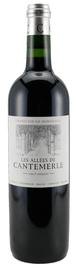 Вино красное сухое «Les Allees De Cantemerle» 2011 г.