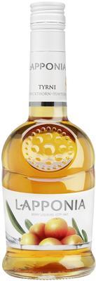 Ликер «Lapponia Tyrni Buckthorn» в подарочной упаковке