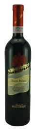 Вино красное сухое  «Marchesi de Frescobaldi Santa Maria» 2014 г.