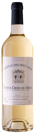 Вино белое сладкое «Chateau des Deux Lions Sainte-Croix-du-Mont» 2013 г.