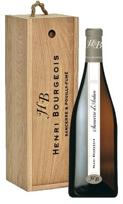 Вино белое сухое «Henri Bourgeois Sancerre D'Antan» в подарочной коробке