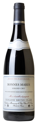 Вино красное сухое «Bonnes-Mares Grand Cru» 2011 г.