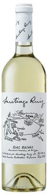 Вино белое сухое «Santiago Ruiz» 2014 г.