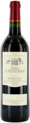 Вино красное сухое «Chateau La Petite Borie» 2013 г.