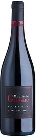 Вино красное сухое «Moulin De Gassac Classic» 2010 г.