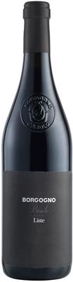 Вино красное сухое «Barolo Liste» 2006 г.