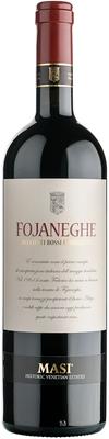 Вино красное сухое «Bossi Fedrigotti Fojaneghe» 2010 г.
