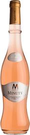 Вино розовое сухое «M de Minuty, 0.75 л» 2014 г.