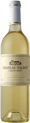 Вино белое сухое «Chateau Caillou Blanc de Chateau Talbot» 2004 г.