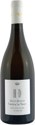 Вино белое сухое «Haute Densite du Chateau de Tracy» 2008 г.