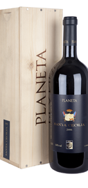 Вино красное сухое «Santa Cecilia» 2010 г. в деревянной коробке
