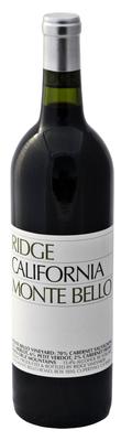 Вино красное сухое «Monte Bello» 1995 г.