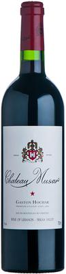 Вино красное сухое «Chateau Musar» 1967 г.
