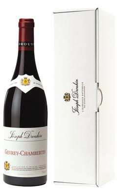 Вино красное сухое «Gevrey-Chambertin» в подарочной упаковке (картон)