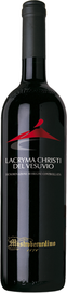 Вино красное полусухое  «Lacryma Christi del Vesuvio» 2014 г.