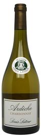 Вино белое сухое «Chardonnay Ardeche Coteaux de L`Ardeche, 0.75 л» 2014 г.