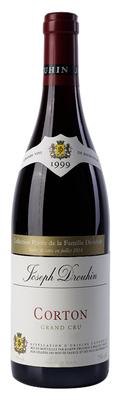 Вино красное сухое «Corton Grand Cru Le Corton, 0.75 л» 1999 г.