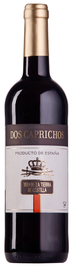 Вино красное сухое «Dos Caprichos Tinto»