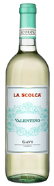 Вино белое сухое «Gavi Valentino» 2015 г.