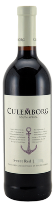 Вино красное полусладкое «Culemborg Sweet Red» 2015 г.