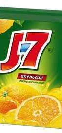 Сок «J7 Апельсиновый»