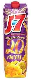 Сок «J7 Апельсин-манго-маракуйя»