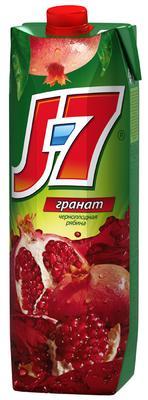 Сок «J7 Гранат»