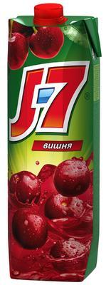 Сок «J7 Вишня, 1 л»