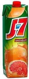 Сок «J7 Розовый грейпфрут »