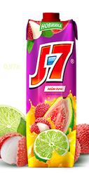 Сок «J7 Лайм-личи»