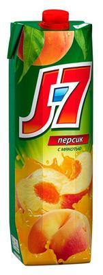 Сок «J7 Персик, 0.97 л»